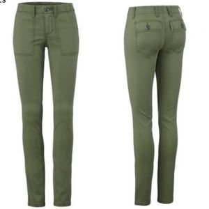 cabi • the quest trouser cord  skinny pants #5315